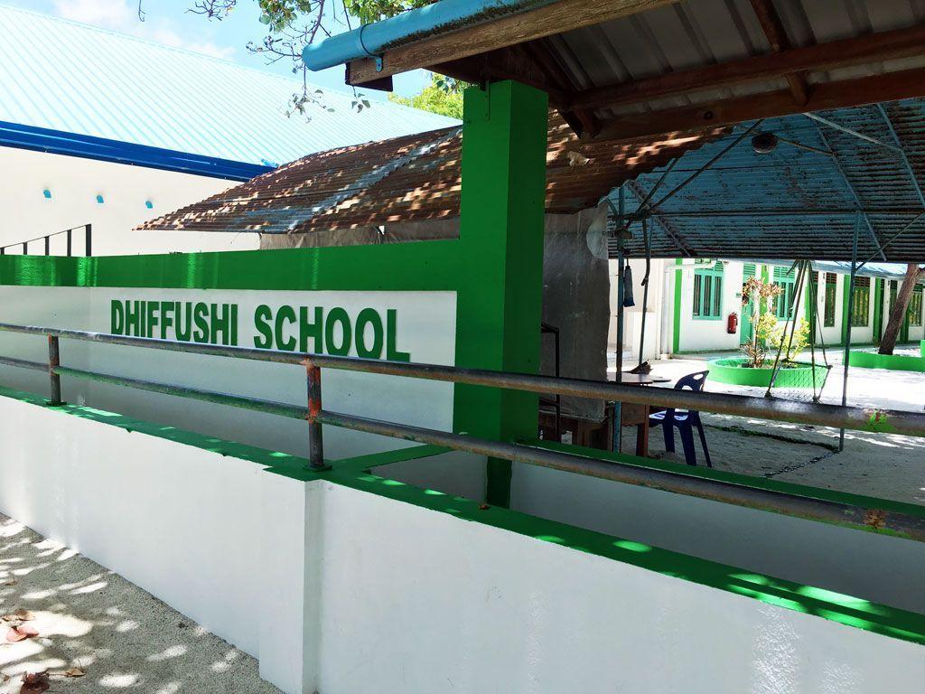 colegio en maldivas