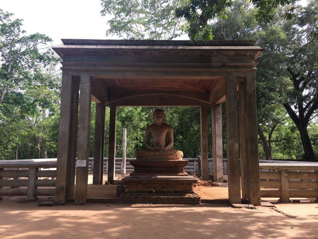 ruinas de Anuradhapura