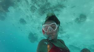 qué hacer en maldivas: snorkel