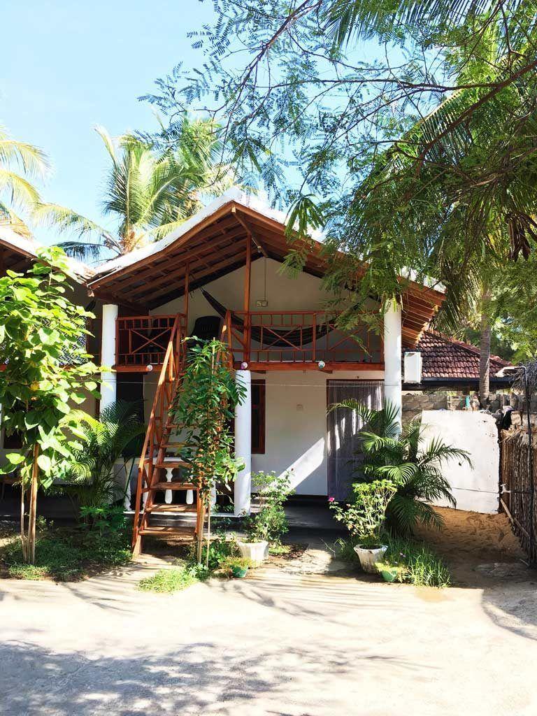 hotel recomendable en Arugam Bay