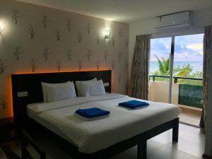 dormir en Dhiffushi maldivas