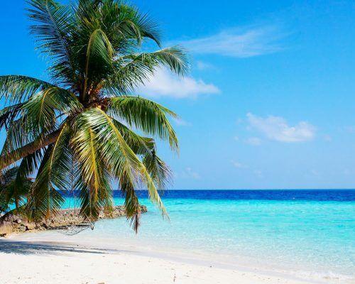 ruta por Maldivas