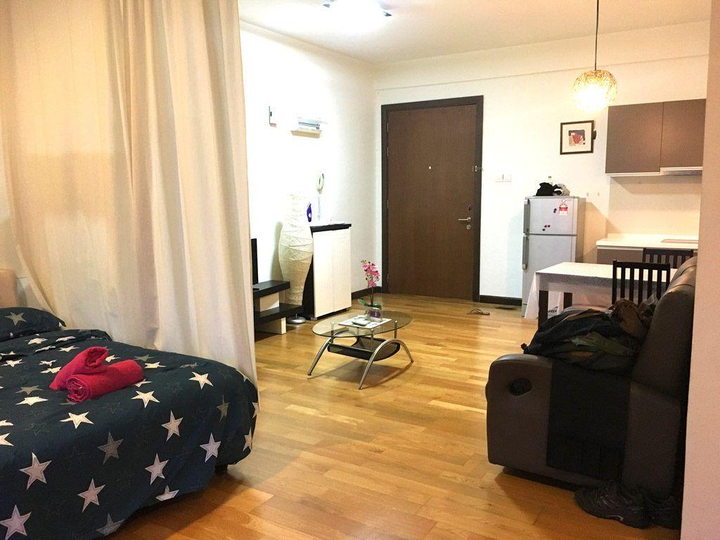 alojamiento barato en Kuala Lumpur