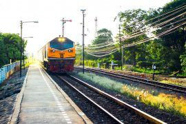 tren Tailandia malasia