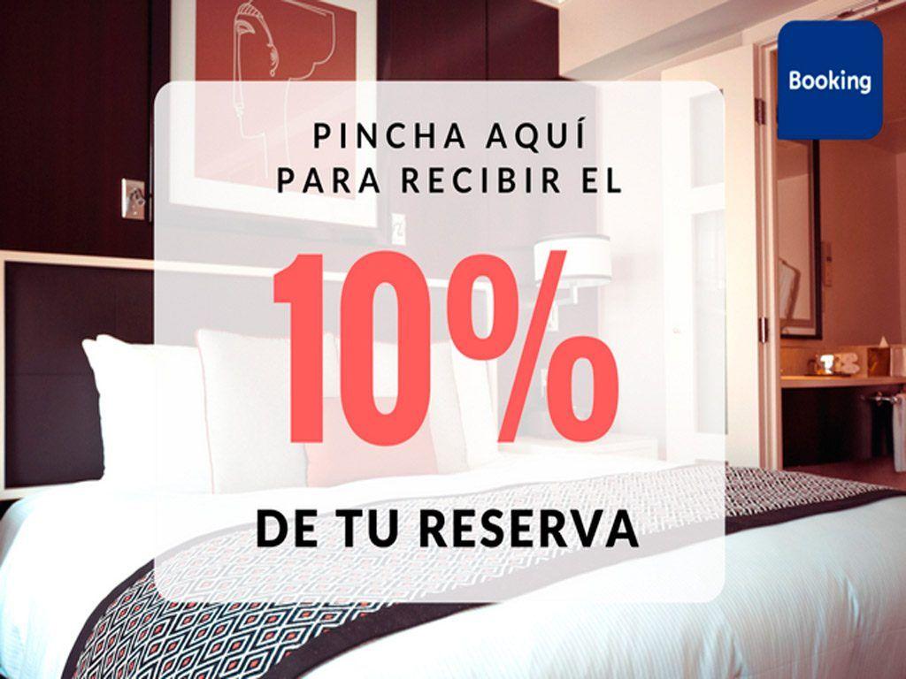 10% de descuento en booking