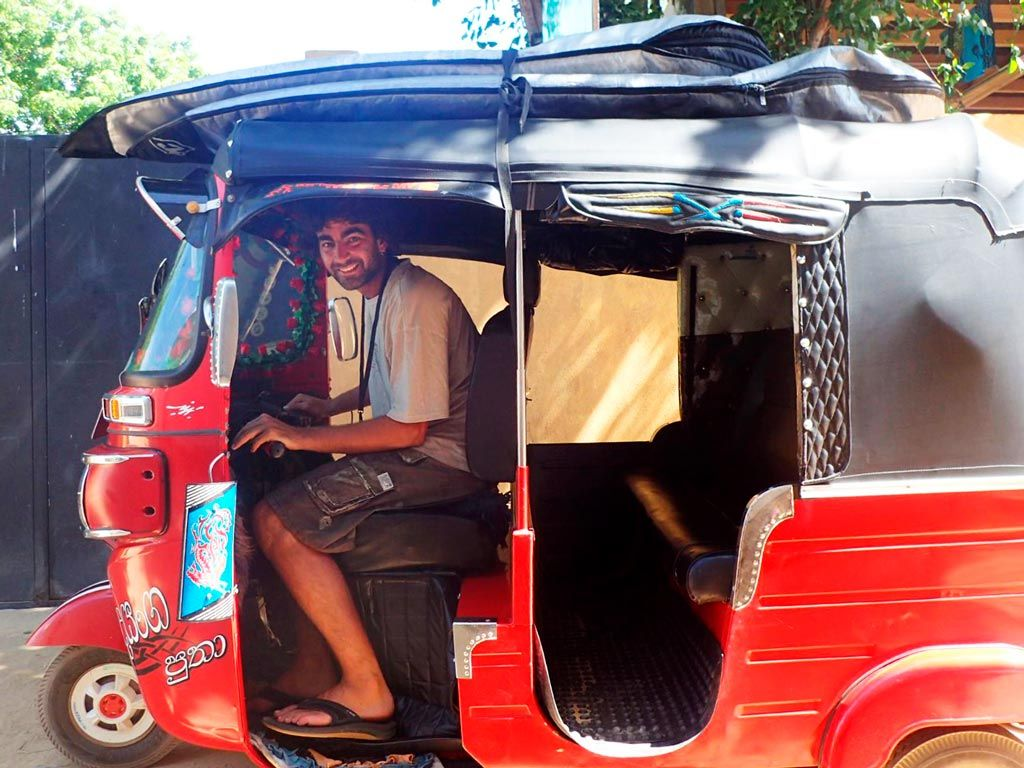 historias motivadoras viajeros Sri Lanka