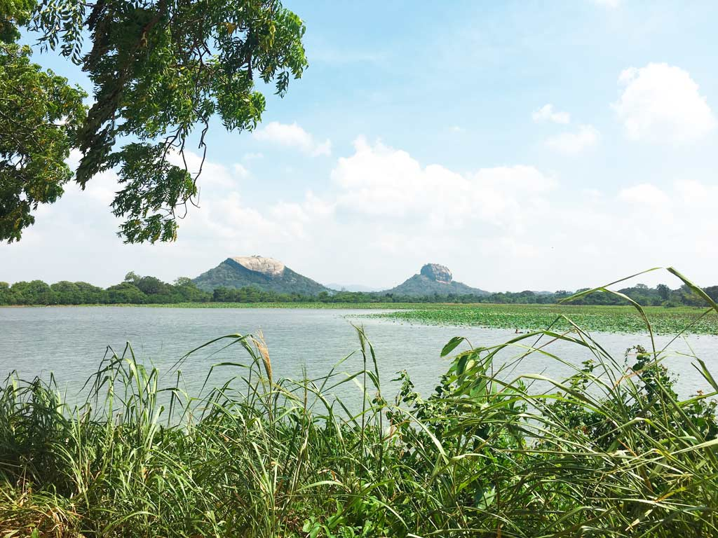 itinerario por sri Lanka que ver