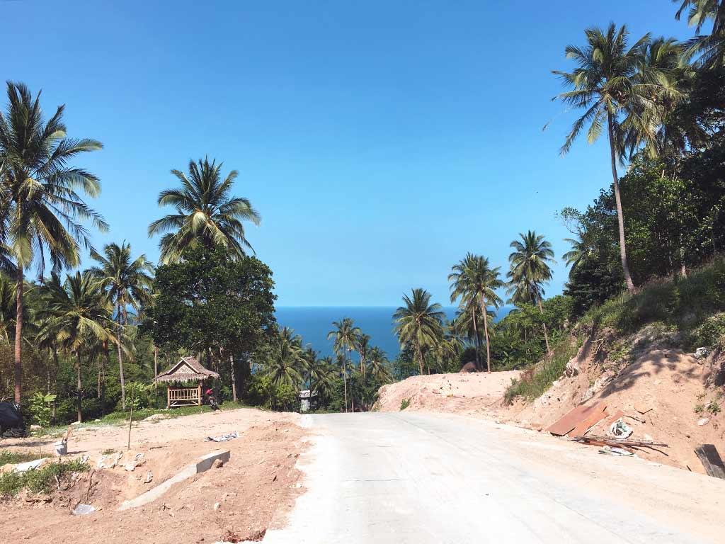 mejores playas de Koh tao hin Wong