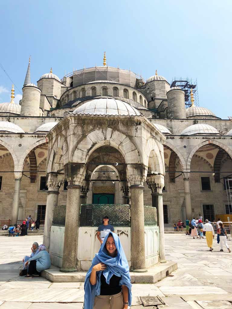 que hacer y ver en Istanbul escala un día