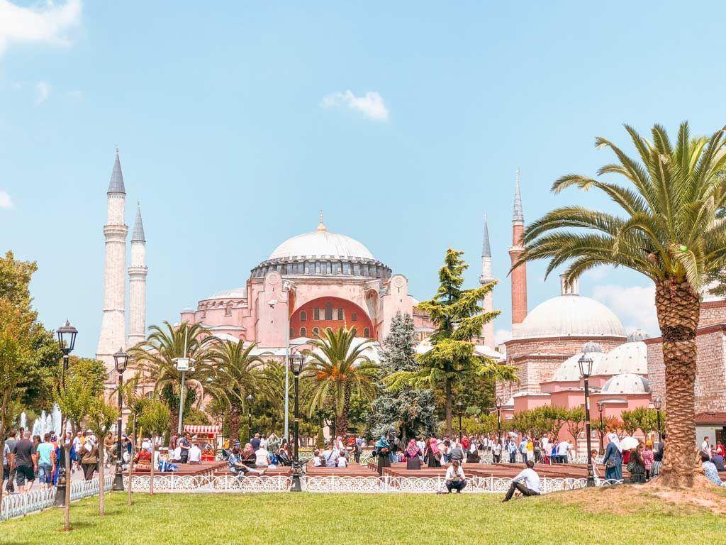 que ver laceren Estambul escala un día