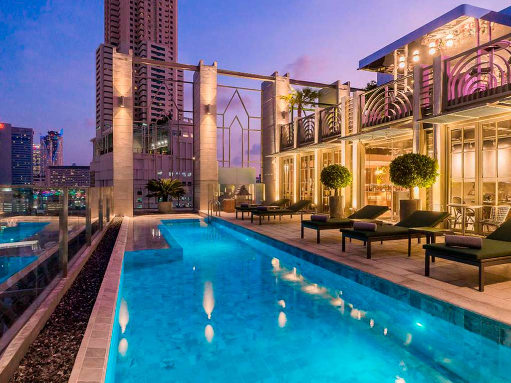 donde dormir en bangkok mejores zonas para alojarse