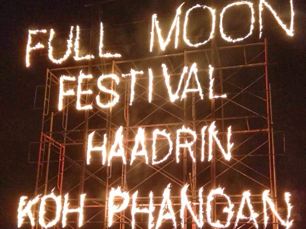 que hacer en Koh phangan