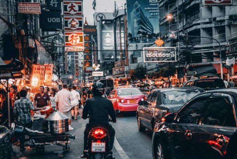 45 tips para moverte por Tailandia como pez en el agua