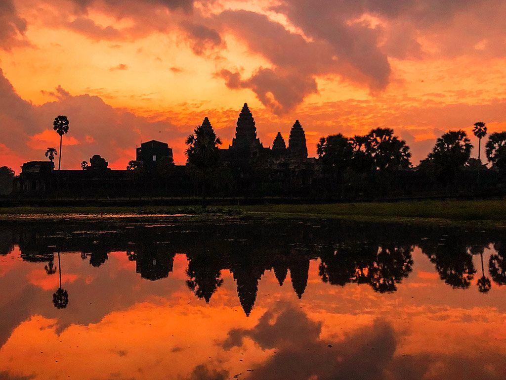 guia para visitar angkor wat en moto por libre