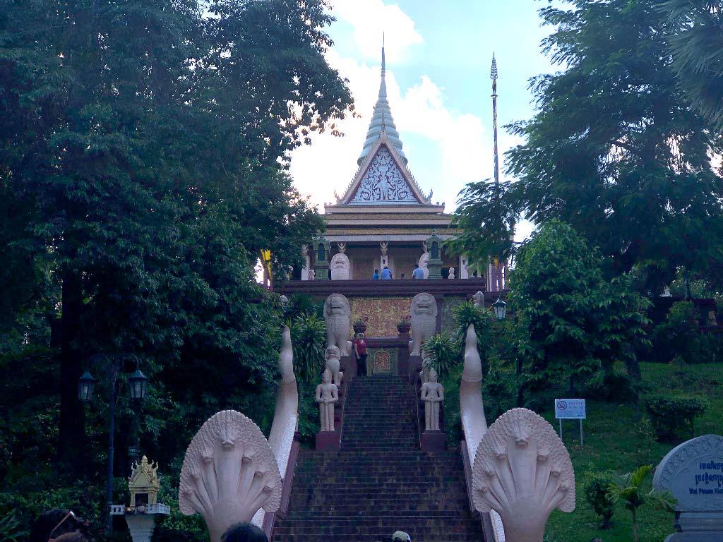 que ver y hacer en Phnom Penh