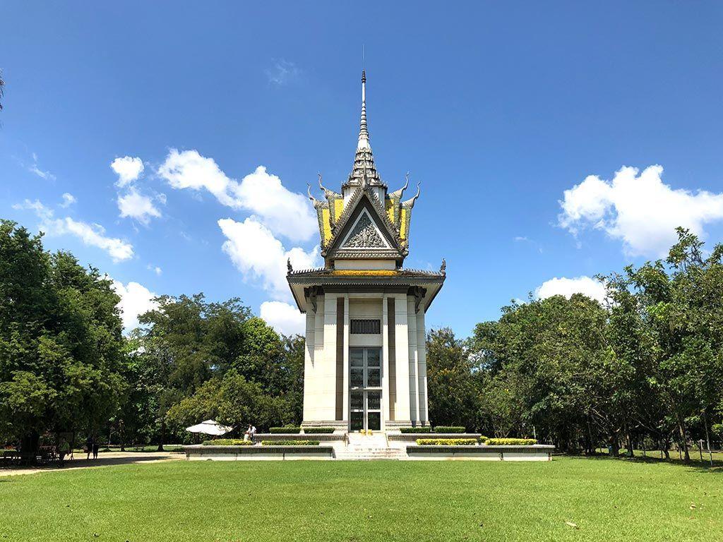 ruta itinerario de viaje a camboya Phnom Penh